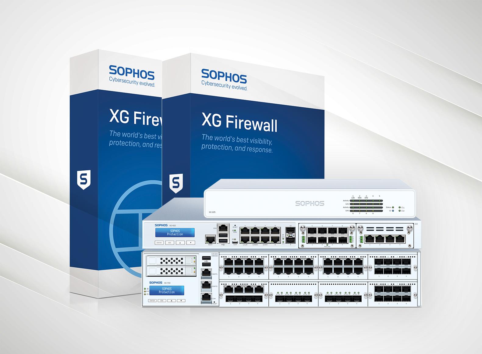 Sophos XG-Desktop-Modelle_Sicherheit